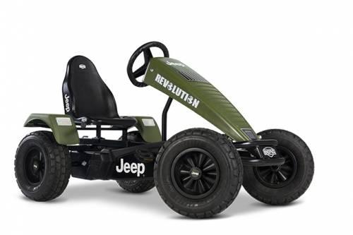 Веломобиль Berg Jeep Revolution BFR (Аттракцион36.рф)