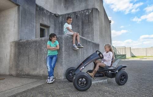 Веломобиль детский BERG Black Edition BFR (Аттракцион36.рф)