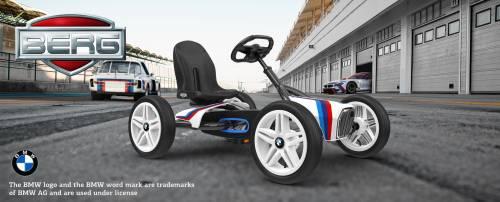 Веломобиль детский BERG Buddy BMW Street Racer (Аттракцион36.рф)
