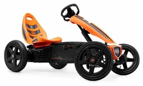 Веломобиль детский BERG Rally Orange 24.40.00 (Аттракцион36.рф)