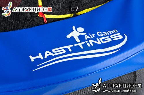 Батут HASTTINGS Air Game Basketball (2,44 м) (Аттракцион36.рф)