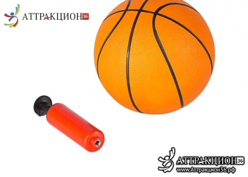 Батут HASTTINGS Air Game Basketball (4,6 м) (Аттракцион36.рф)