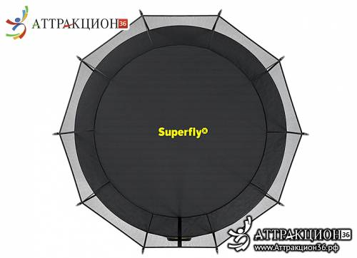 Батут Hasttings Superfly  12ft (Аттракцион36.рф)