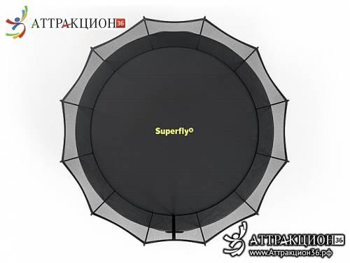 Батут Hasttings Superfly  15ft (Аттракцион36.рф)