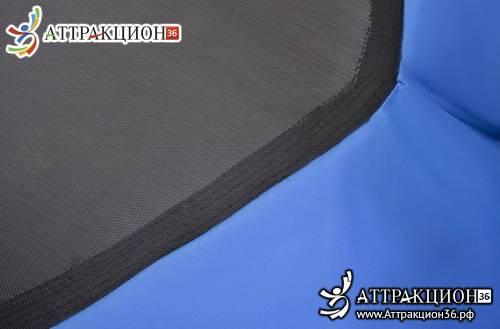 Каркасный батут с сеткой HASTTINGS CROX 7FT (Аттракцион36.рф)