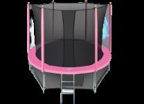Батут HASTTINGS Classic Pink (2,44 м) (Аттракцион36.рф)